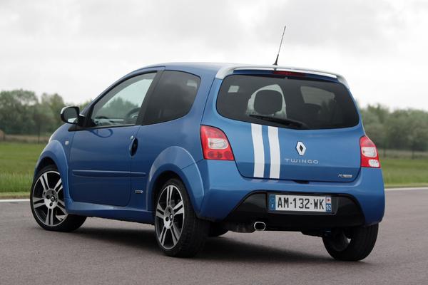 Renault Twingo 2 Rs