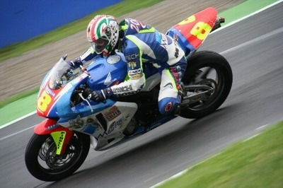 SuperStock 600: Donington: Yamaha, pour conclure