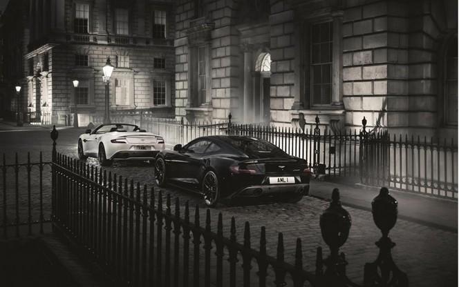 Aston Martin Vanquish Carbon Edition : la voici