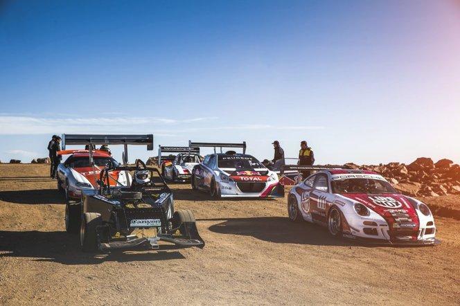 Pikes Peak 2013 - 2e session d'essais libres : Loeb et Peugeot Sport toujours aussi à l'aise