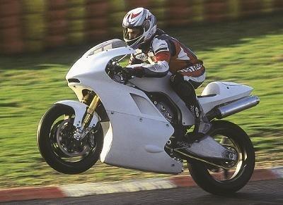 Ilyushin en route pour une Superbike ?