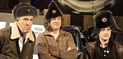 Top Gear Russia, ma soeur Anne ne vois tu rien venir ?