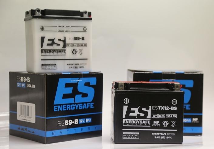 Batteries Energy Safe: une gamme complète
