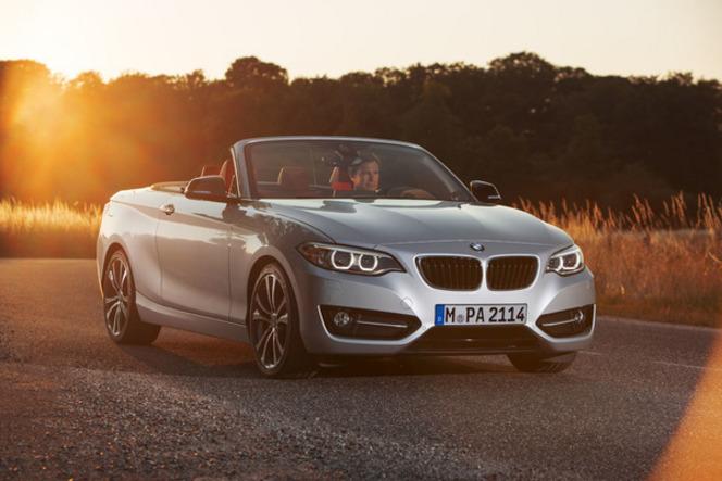 Guide des stands Mondial 2014 : BMW : SUV et petit cabriolet à l'honneur