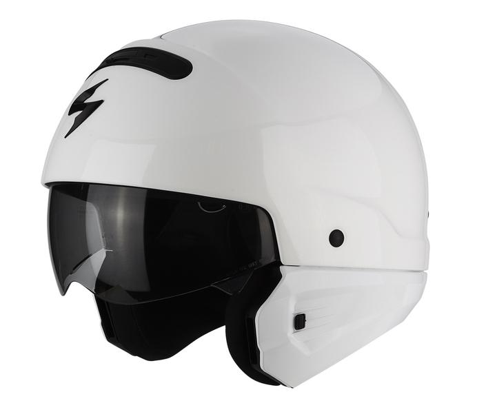 Scorpion Exo-Combat: white is white