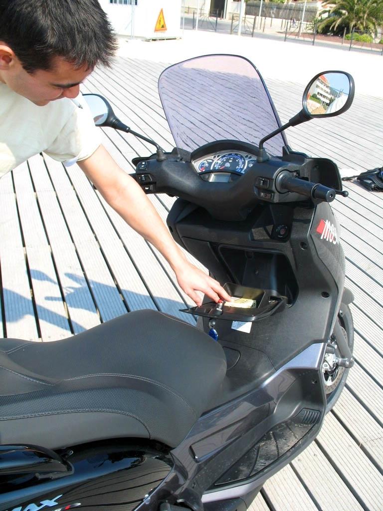 Essai Yamaha X-Max 125 : le petit dans la cours des grands