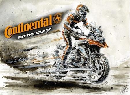 Continental & Gurel, épisode 2: la gamme Trail