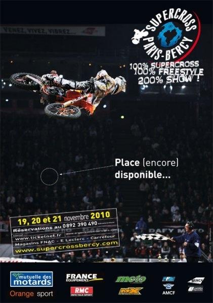 SX Bercy 2010 : du beau monde pour la 28ème édition
