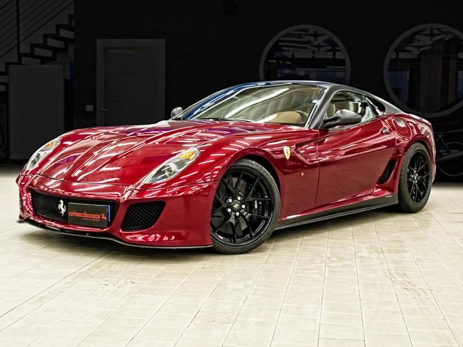 Ferrari 599 GTO par Romeo Ferraris : pour 40 ch de plus
