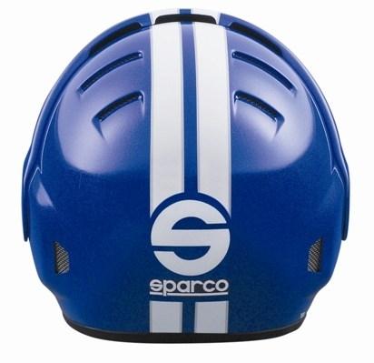Le Blog a testé : le casque Sparco Code 0.