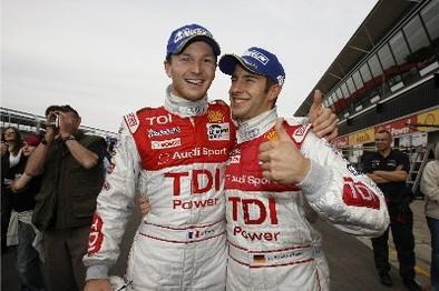 Premier titre pour Alex Prémat avec Audi