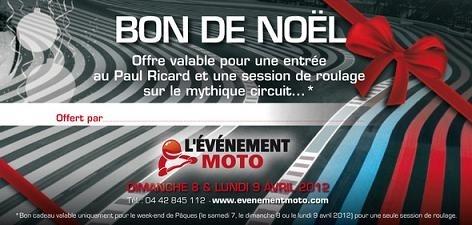 Idée cadeau : Un roulage sur le Paul Ricard au Castellet