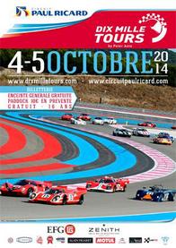 Agenda : les 10 000 tours du Paul Ricard les 4 et 5 octobre