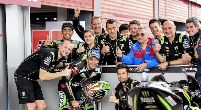 MotoGP - Argentine J.2: sixième première ligne consécutive pour Zarco