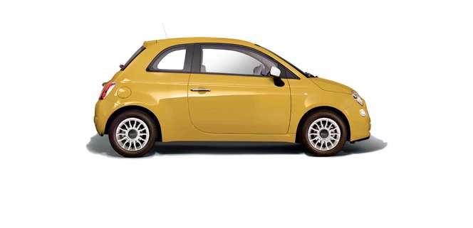 Fiat lance 2 séries spéciales :  Panda Young et 500 Color Therapy