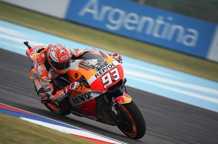 MotoGP - Argentine J.2: Marc Márquez a joué la prudence