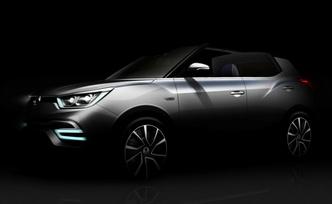 Mondial 2014 : Ssangyong présente les concepts XIV-Air et XIV-Adventure