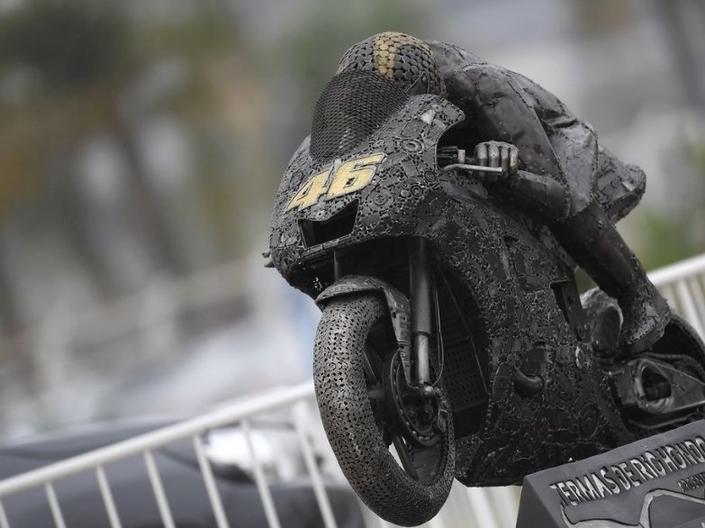 MotoGP - Argentine: la statue du Commandeur est à Termas de Rio Hondo