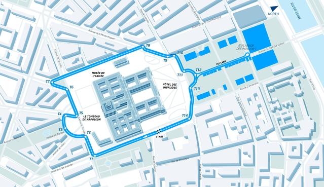 Carton plein pour l'ePrix de Paris!