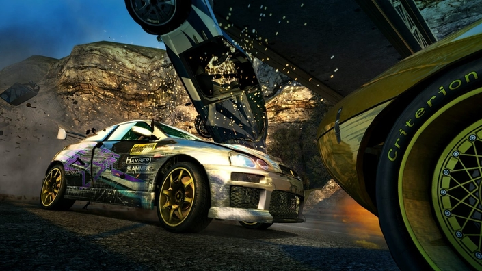 Test Burnout Paradise Remastered sur Xbox One, PS4 et PC