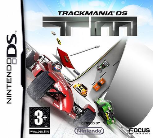 Trackmania va faire chauffer votre stylet Nintendo DS