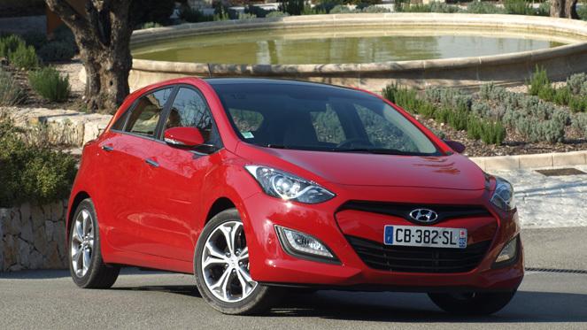 Essai vidéo - Hyundai i30 : parée pour la champions league ?
