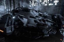Surprise : la future Batmobile débusquée