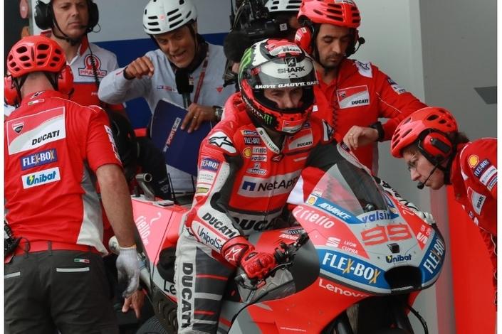 MotoGP - Argentine : quand Jorge Lorenzo se compare à Lionel Messi