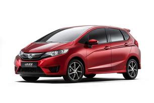Guide des stands Mondial 2014 - Honda : le retour du HR-V, la Jazz renouvelée