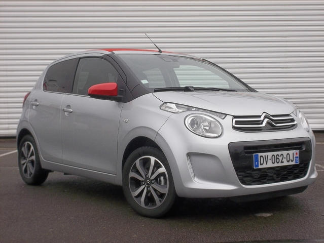 Essai - Citroën C1 1.0 Vti 68 : l'émancipée