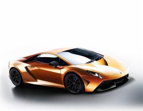 Surprise : la future Lamborghini Gallardo ?