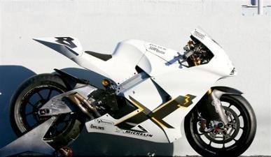 Moto GP: Ilmor, l'espoir fait vivre