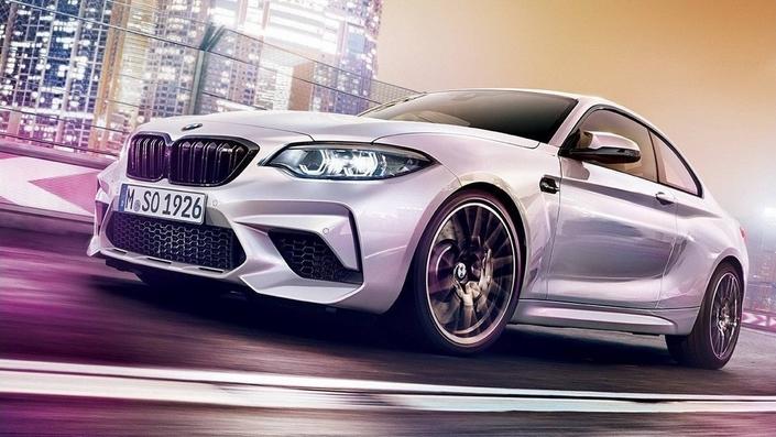 BMW: la M2 Competition en fuite