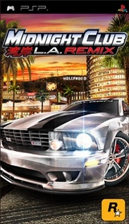 Midnight Club Los Angeles affronte la police
