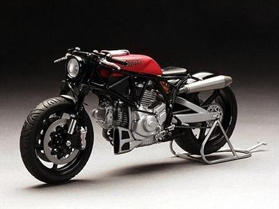 """Retour sur la Ducati """"Flat Red"""" de Jens Von Brauck"""