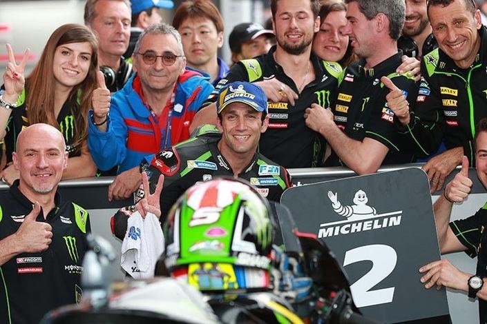 MotoGP - Argentine J.3: Zarco se rapproche de la victoire