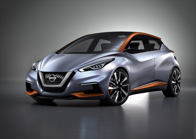 Concept Nissan Sway