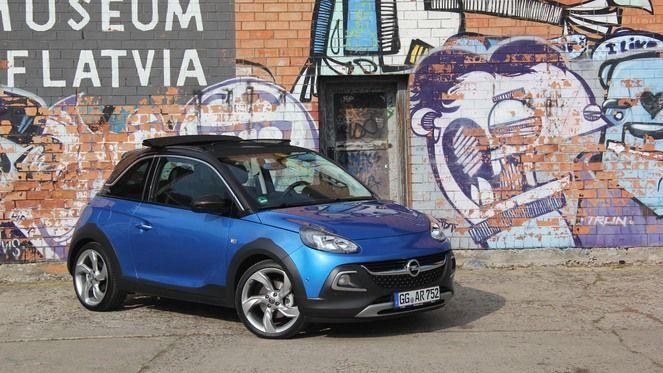 Essai vidéo - Opel Adam Rocks : seconde chance