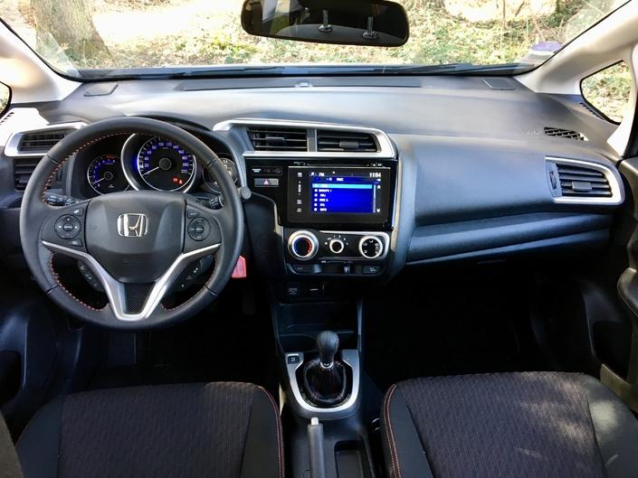 Essai vidéo - Honda Jazz restylée (2018) : du nouveau surtout sous le capot