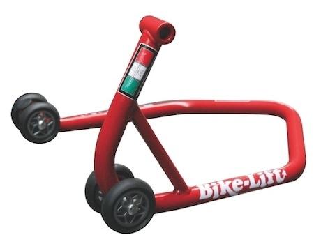 Bike Lift: béquille arrière pour scooters 50cc