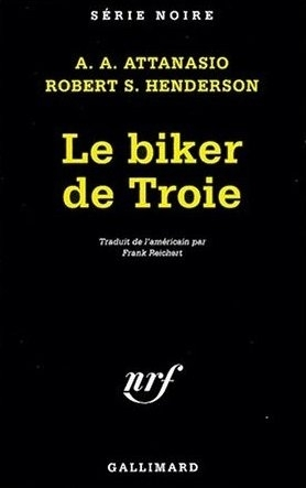 Livre : le biker de Troie