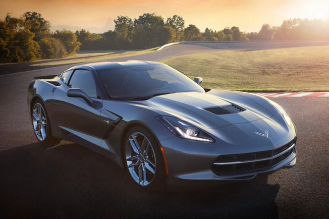 Corvette Stingray : à partir de 69 990€ en France
