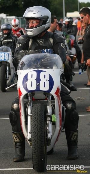 Catégorie 350cc.