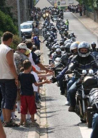 Porcaro 2009 : La madone des motards fêtera ses 30 ans le week-end du 15 Août