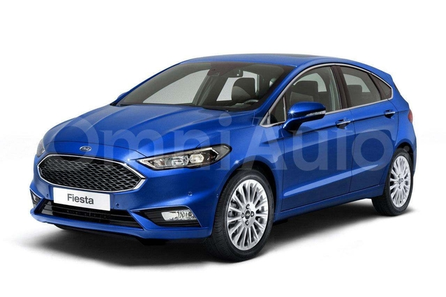 Un graphiste imagine la future Ford Fiesta