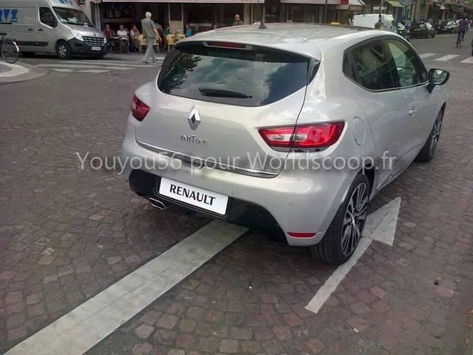 Salon de Paris 2014 - Renault Clio Initiale: distinguée