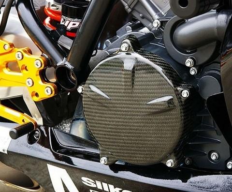 Sato Racing protège les carters de votre KTM RC8.