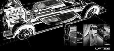 Design : Lexus LF SS Concept par Jin Hee Kim