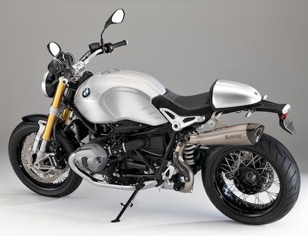 Nouveauté 2016: BMW R nineT Sport Edition