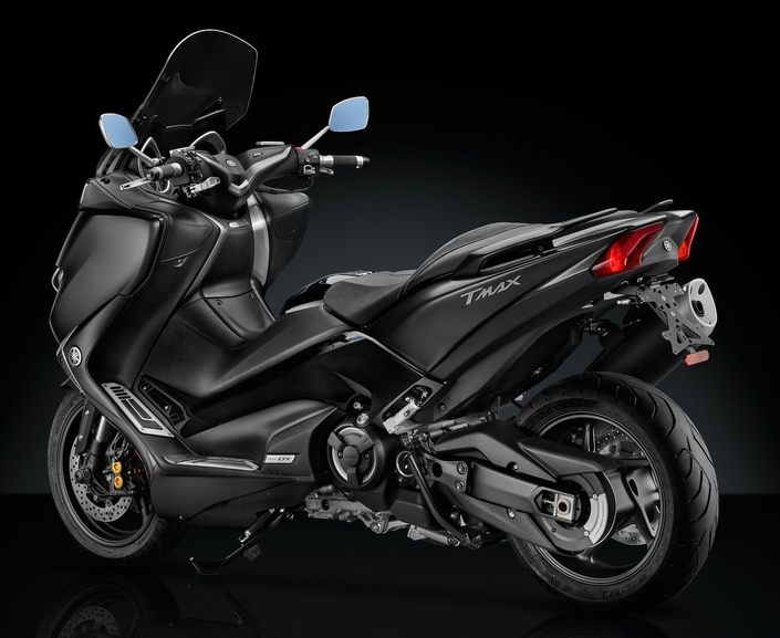 Rizoma et la Yamaha T-Max 530 (SX)